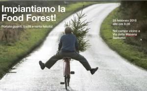 Piantiamo la FoodForest