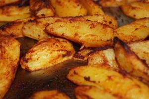 Patate cotte al forno