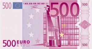 Vivere serenamente con 500 euro al mese.