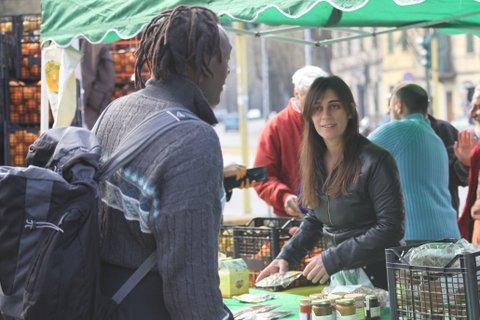 Cristiana Smurra a Sbarchi in Piazza