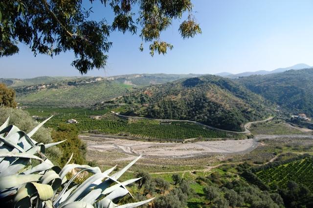 Valle di Colognati - Rossano Calabro