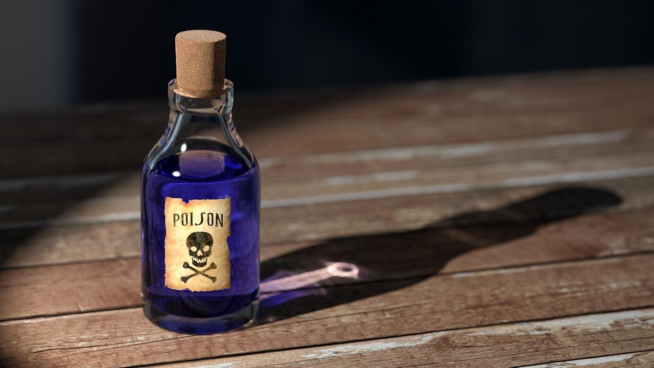 Boccetta di veleno